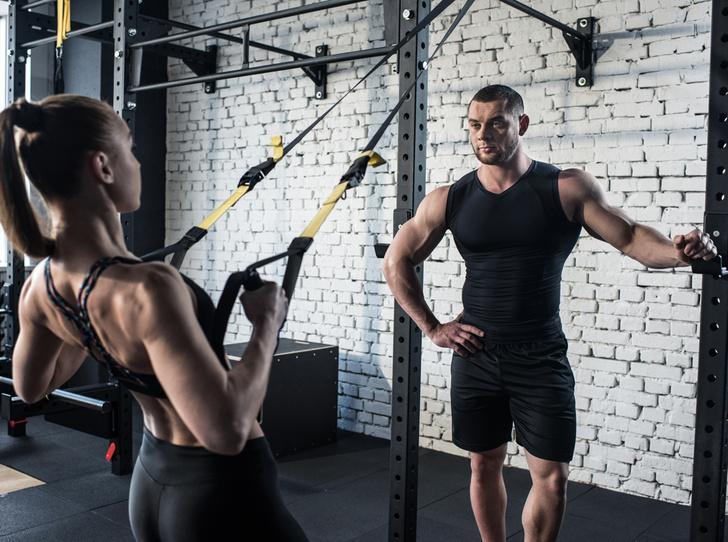 Фото №2 - Что такое TRX: фитнес родом из спецназа