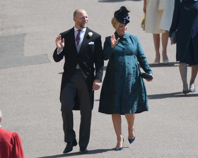 Фото №36 - Свадьба Меган Маркл и принца Гарри: как это было (видео, фото, комментарии)