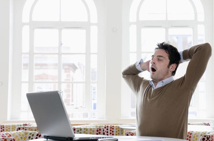 Фото №1 - Ученые подтвердили, что зевота охлаждает мозг