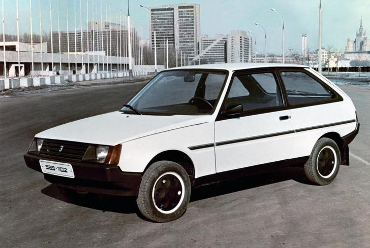 Фото №13 - 18 прозвищ автомобилей из СССР