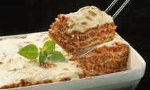 Необычный пирог с фаршем из лаваша
