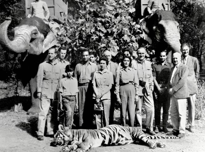 Фото №6 - Индия: история королевских визитов
