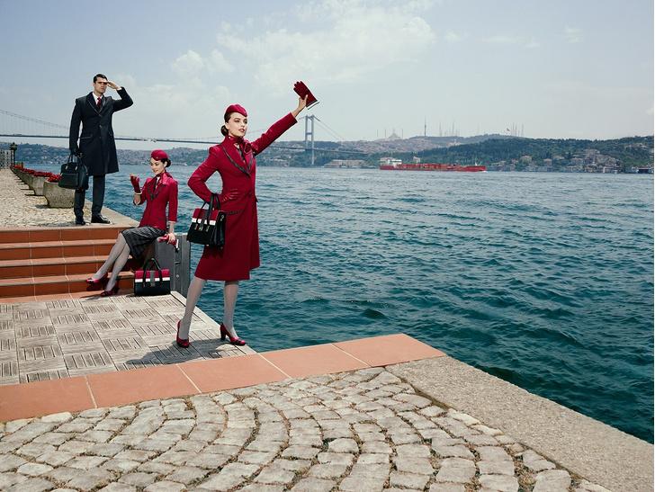 Фото №3 - Вдохновленная Стамбулом: Turkish Airlines представила новую форму