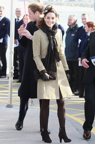 Фото №13 - Кейт, Шарлен или Меган: чьи наряды оказались самыми дорогими в 2018 году