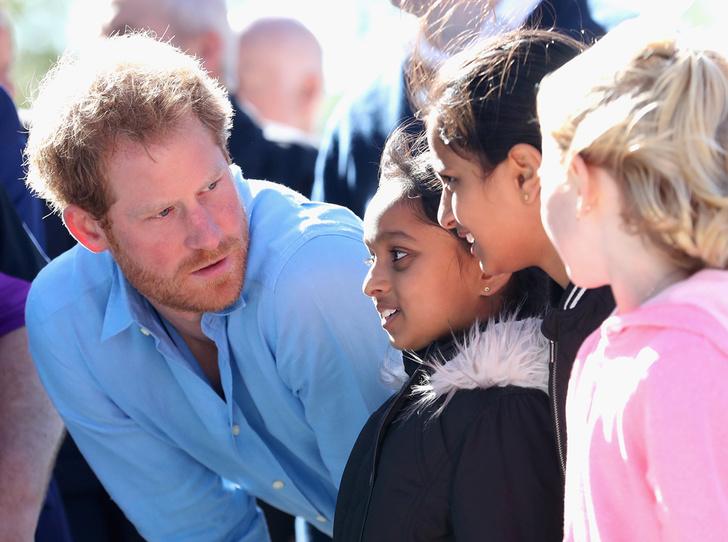Фото №22 - 25 фотодоказательств, что принц Гарри будет отличным отцом