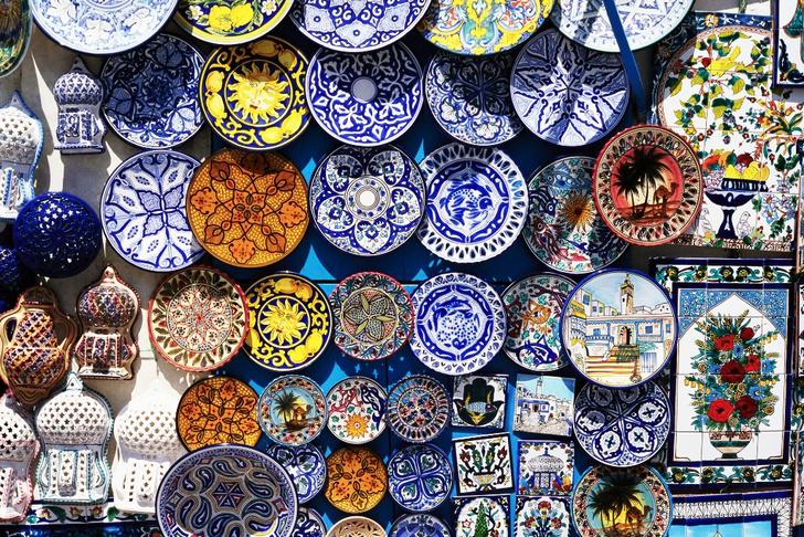 Фото №4 - Жемчужина Туниса: зачем ехать в бело-голубой город Сиди-бу-Саид