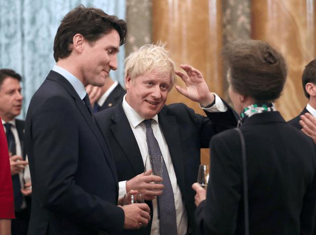 Фото №7 - Кто ярче: Мелания, Кейт и Камилла в эффектных нарядах на саммите НАТО в Лондоне