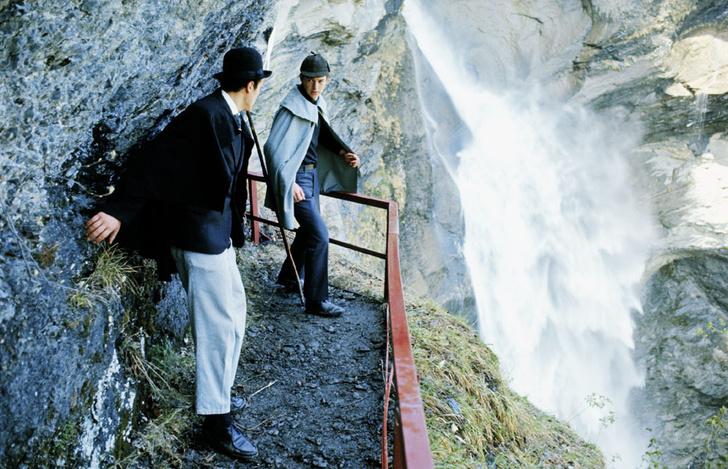 Фото №4 - Святыня шерлокианцев: поход на Рейхенбахский водопад