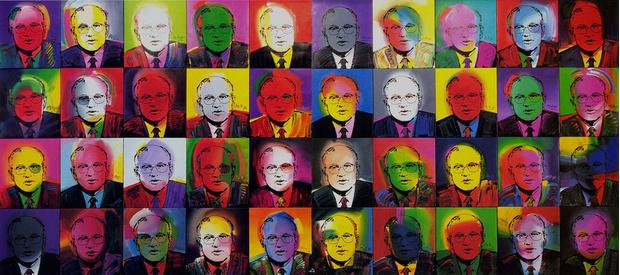Фото №6 - Последний первый президент. Какой след оставил Михаил Горбачев в поп-культуре
