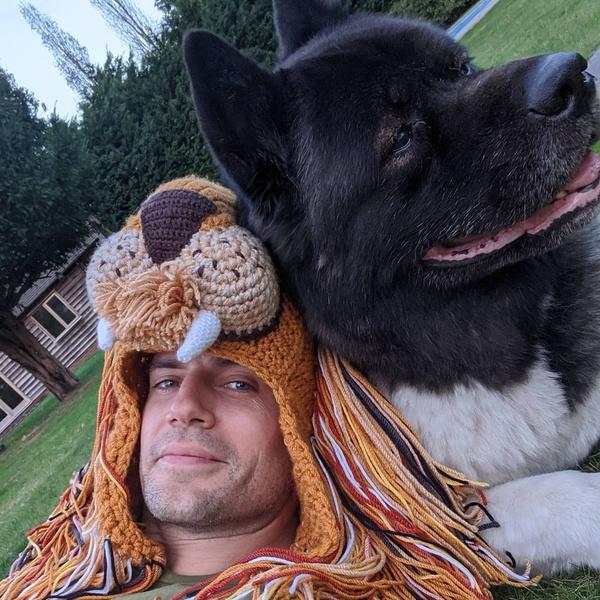 Фото №13 - Милоты пост: любимые собачки знаменитостей 🐶⭐