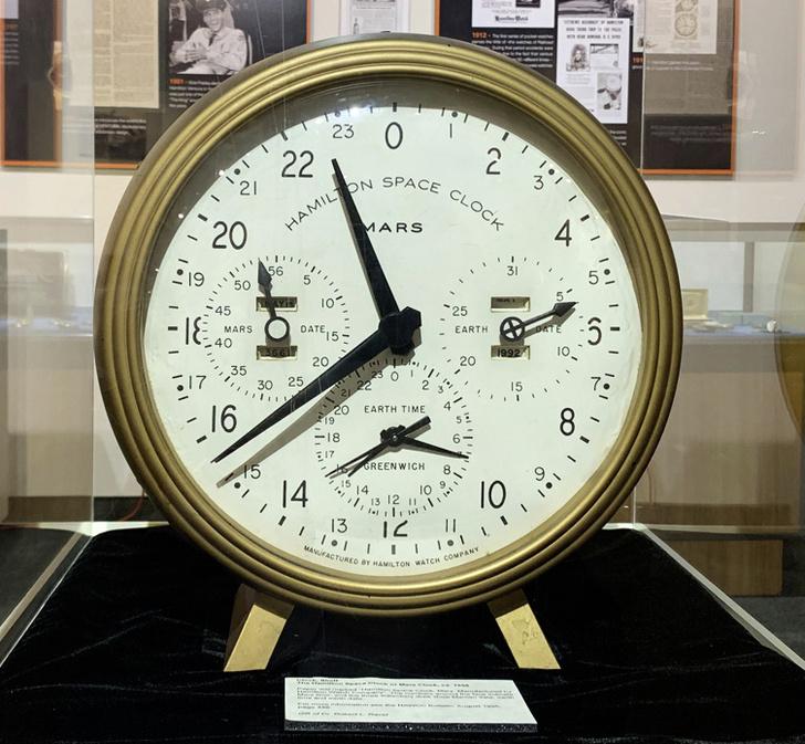 Фото №6 - Часы марсианского тракториста: система и механизмы измерения времени в космосе
