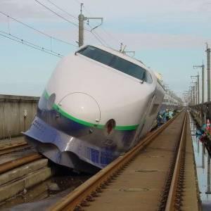 Фото №1 - Японский поезд едет в Бразилию