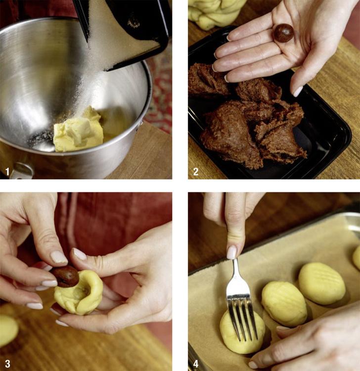 Фото №4 - Форменное благочестие: печенье маамуль как благодарность за жизнь