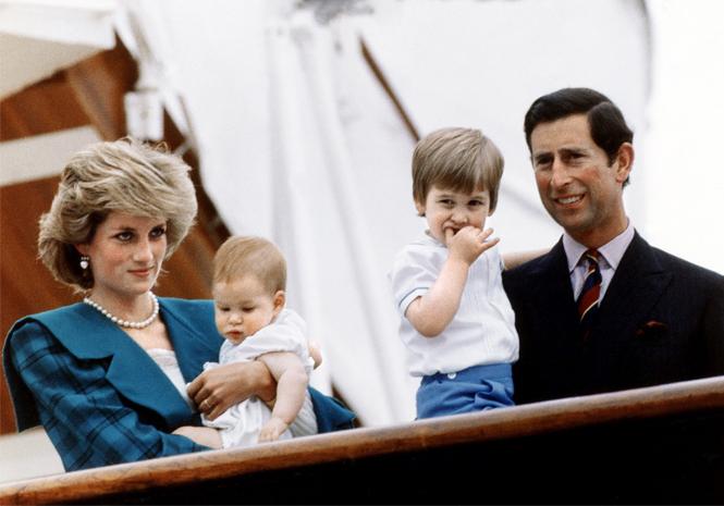 Фото №2 - Как Уильям узнал о своем статусе будущего короля