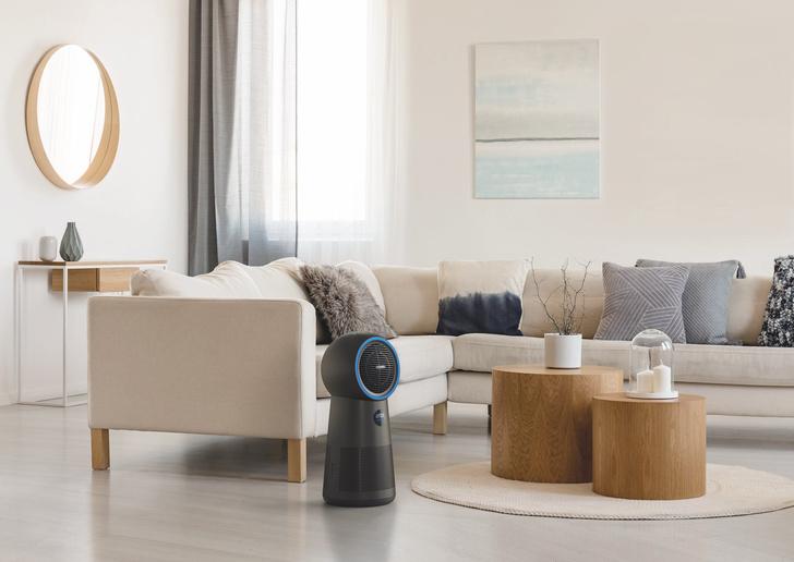 Фото №2 - Новый очиститель воздуха 3 в 1 от Philips: чистота воздуха на новом уровне, прохлада или тепло на ваш выбор