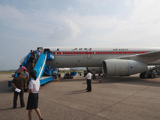 Фото №1 - Северокорейская авиакомпания признана худшей в мире в четвертый раз