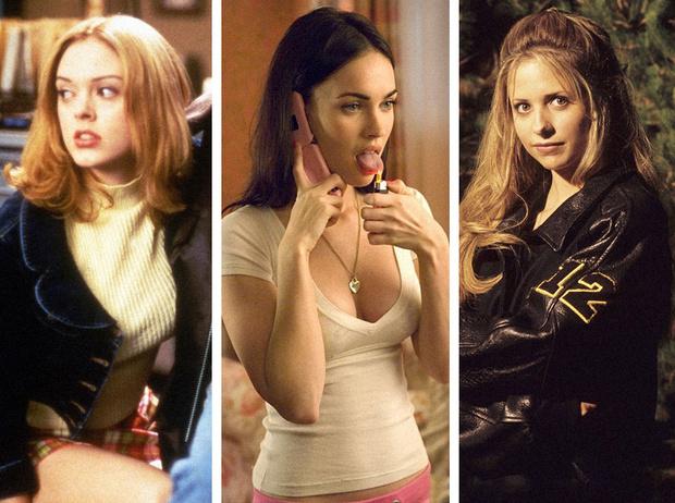 Фото №1 - Страшно модные: самые стильные героини фильмов ужасов