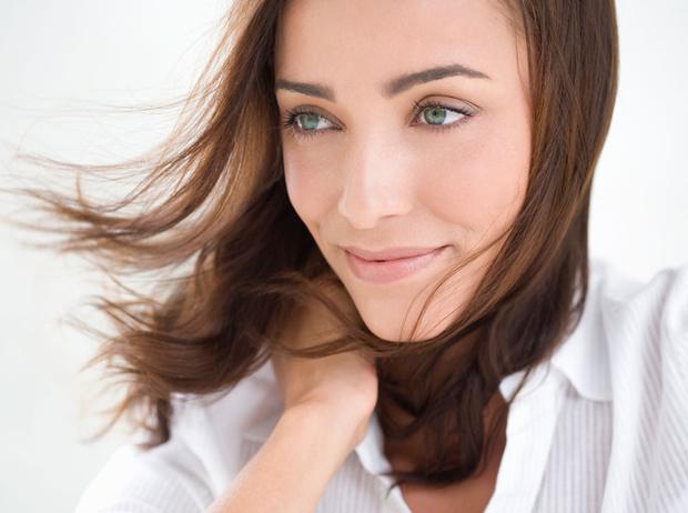 Фото №1 - Как придать объем тонким волосам