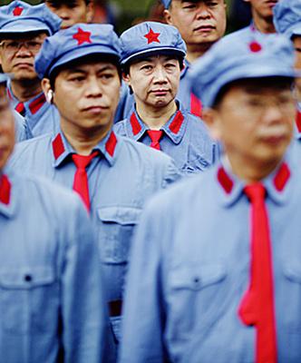 Фото №2 - Цифровой Мао: как в Китае роботы начали управлять людьми