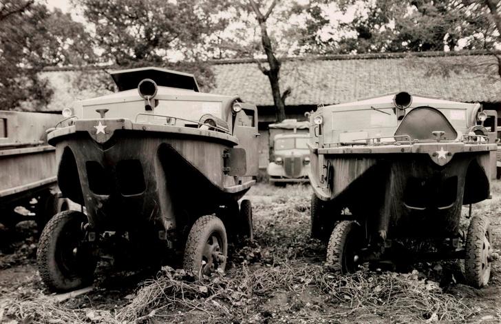 Фото №8 - Что известные автомобильные бренды выпускали во время Второй мировой