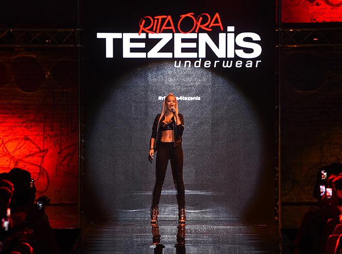 Фото №5 - Рита Ора стала лицом Tezenis