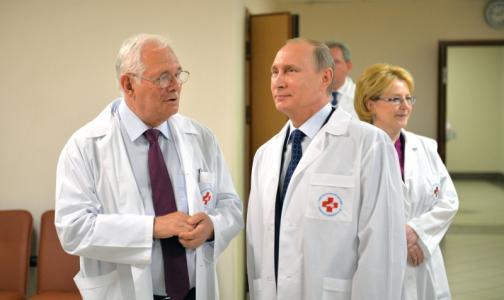 Фото №1 - Рошаль: После эпидемии коронавируса в российских больницах нужно провести «оптимизацию наоборот»