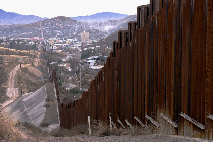 Фото №12 - Пограничное состояние, или Текс, мекс и индейцы