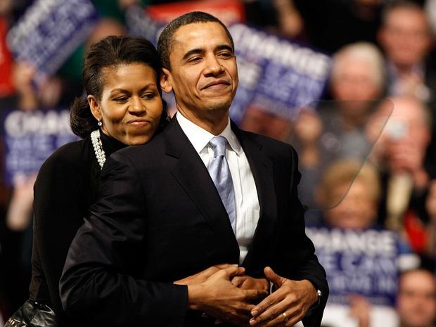 Фото №3 - Испытание чувств: почему Барак и Мишель Обама едва не развелись после Белого дома