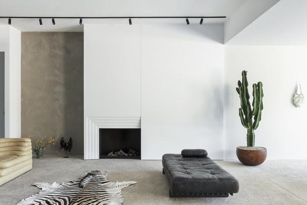 Фото №1 - Уютный минимализм квартиры в Антверпене