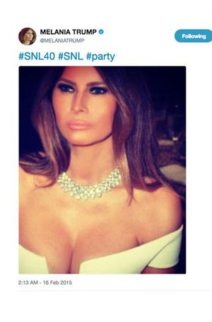 Фото №9 - Из моделей в первые леди: как Мелания Трамп изменилась за 3 года в Белом доме