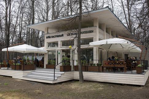 Фото №3 - Топ-6 кафе с летними верандами
