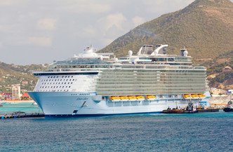 Фото №1 - 10 самых больших круизных лайнеров мира