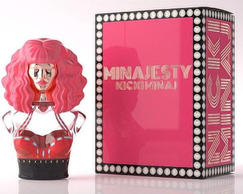 Фото №2 - Ники Минаж выпустила новый аромат Minajesty