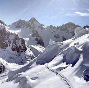Фото №1 - Смертельный отпуск в Альпах