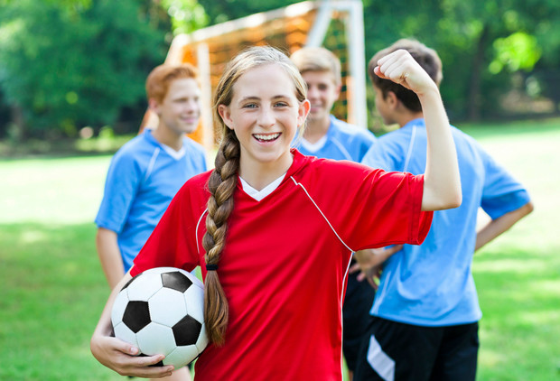 Фото №4 - Детский спорт: как он на самом деле влияет на здоровье