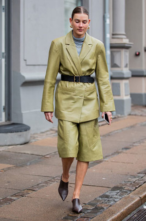 Фото №2 - С чем носить шорты-бермуды: 5 актуальных образов