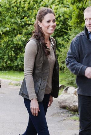 Фото №18 - Бунтарки: как королевские особы носят кожаные вещи