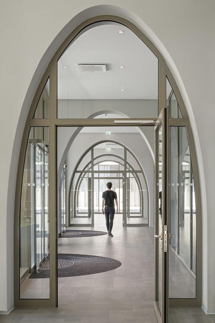 Фото №3 - Новое здание медицинского института в Зальцбурге