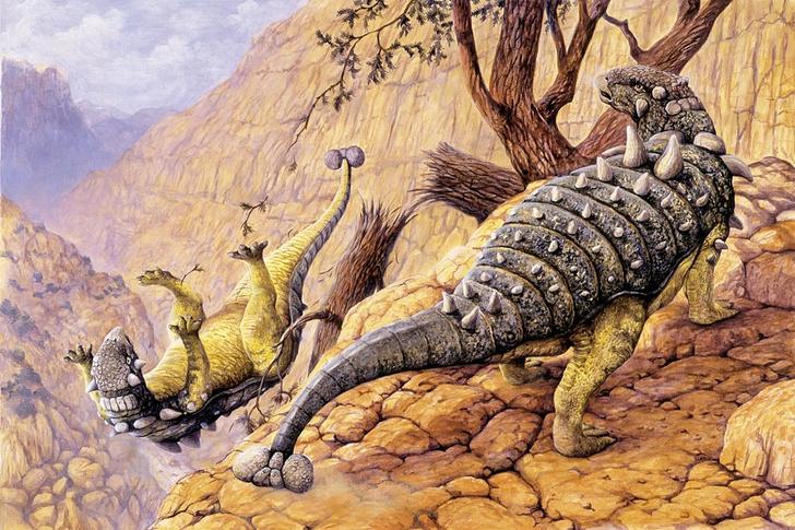 Фото №1 - Динозавра назвали в честь монстра из фильма