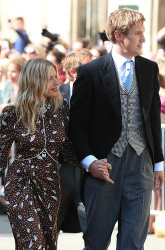 Фото №4 - Как прошла свадьба Элли Голдинг, бывшей возлюбленной принца Гарри