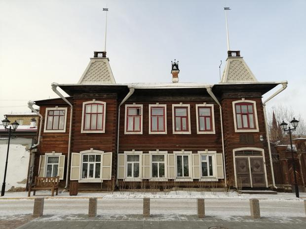 Фото №2 - Замечательный сосед: как красноярцы живут в усадьбе времен царской России
