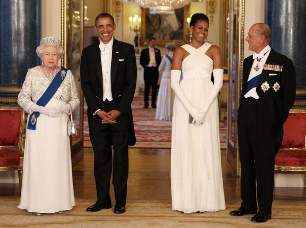 Фото №9 - От супруги президента к модной иконе: эволюция стиля Мишель Обамы