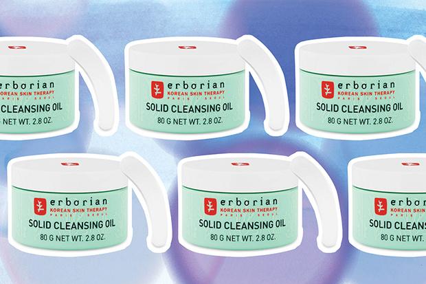 Гидрофильное масло Solid Claensing Oil, Erborian