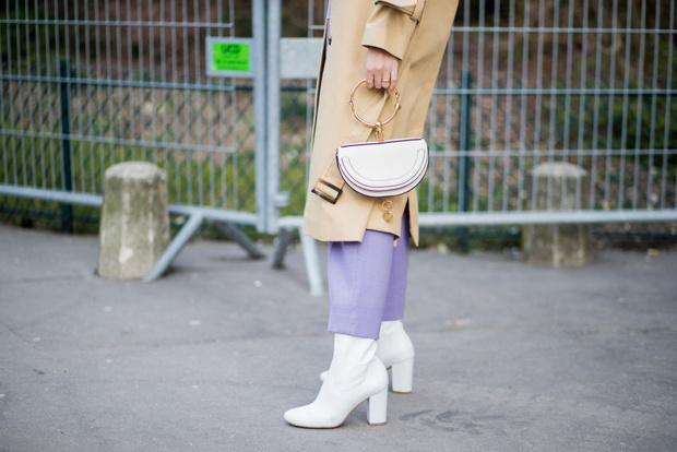 Фото №5 - Мюли, белые ботильоны и ugly shoes: 6 видов обуви на весну