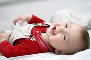 Фото №1 - Смех и юмор в развитии ребенка