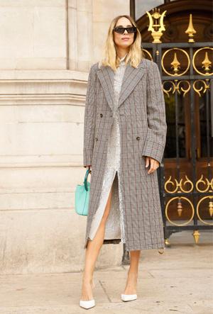 Фото №8 - Осенняя классика: где искать пальто в клетку, как у герцогини Кейт