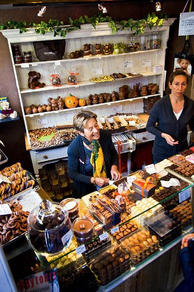 Фото №6 - Бельгия: жизнь в шоколаде