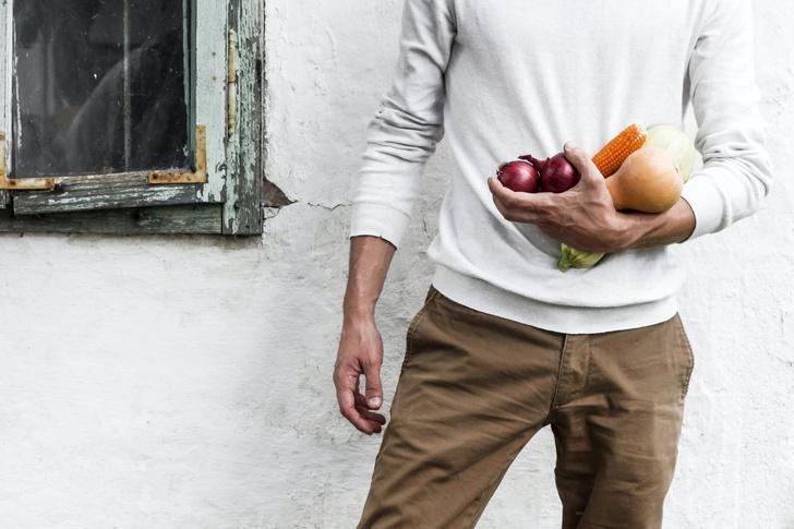 Пересмотреть диету