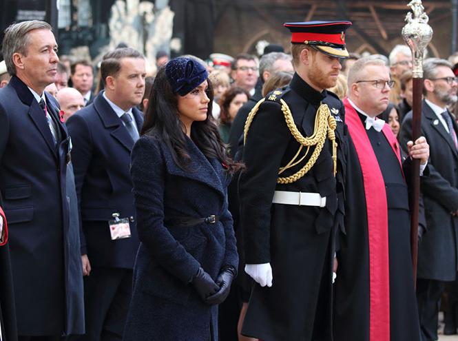 Фото №3 - Как герцогиня Меган справляется с давлением прессы
