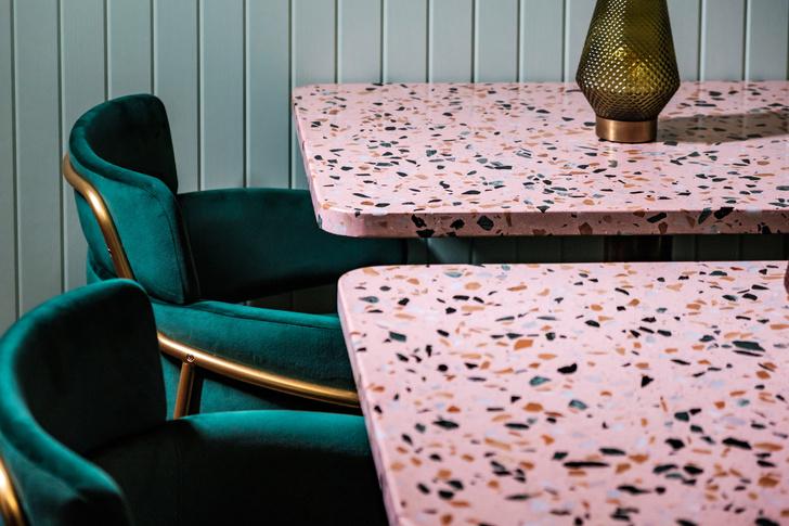 Фото №4 - Розовый ресторан Barbajean на Мальте